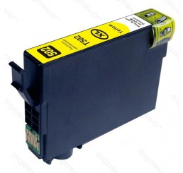 Epson 502XL inktcartridge Yellow, Huismerk