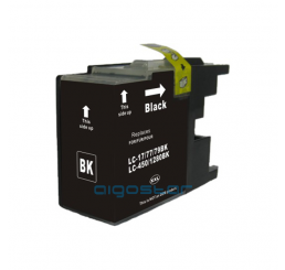 LC-1280BK Brother inkt cartridge, Black (Huismerk)