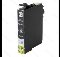 Epson 29XL (T2991) inktcartridge Zwart 15ml. Huismerk
