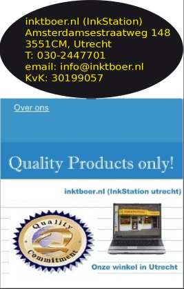 over inktboer
